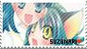 Suzunari Stamp by evil-kaiku