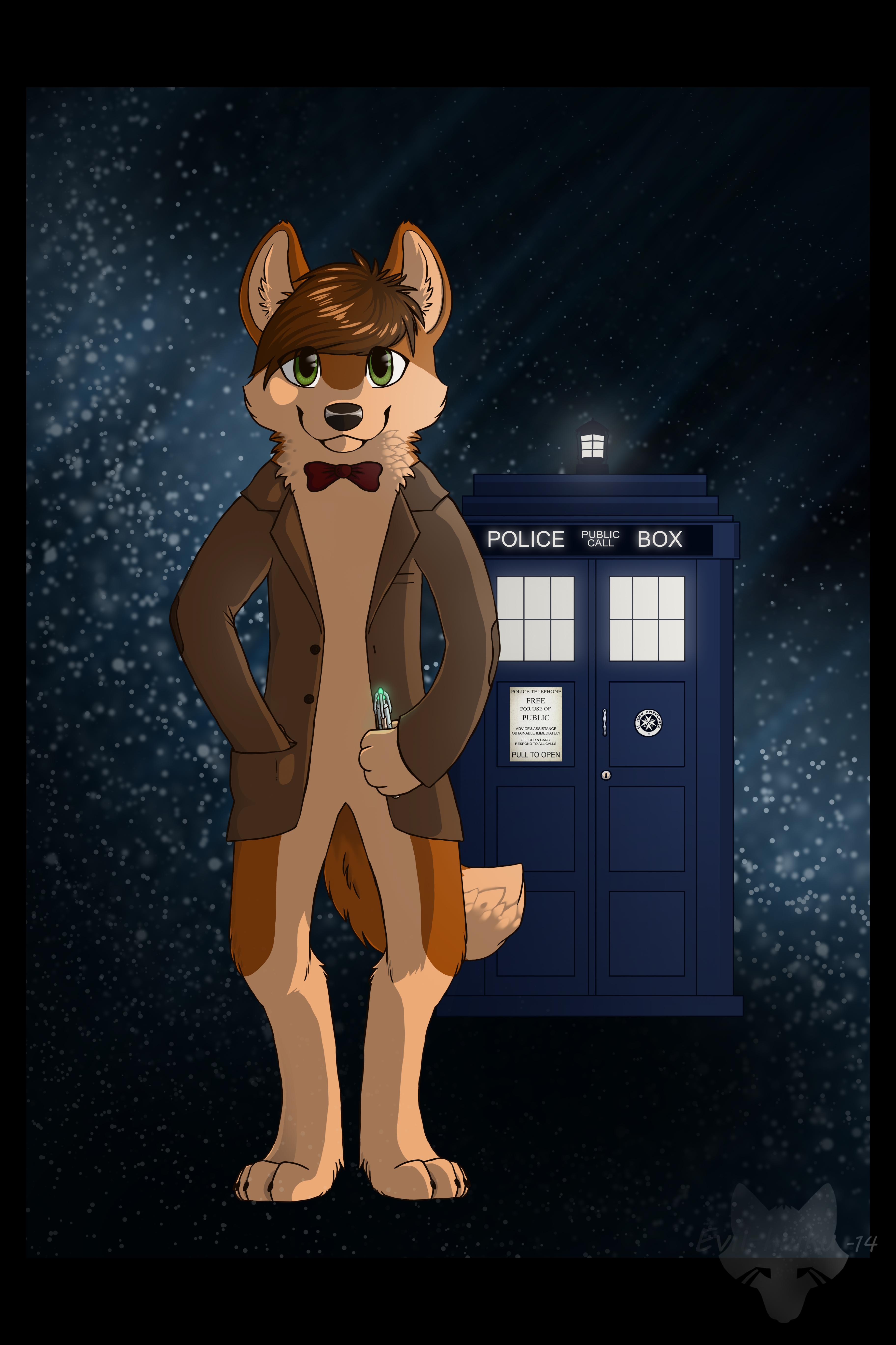 Doctor Doggy by evil-kaiku