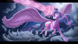 Princess Twilight's Final Resolve