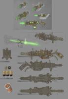 Plasma Rifle by Zookz25