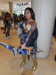 Hanzo Cosplay At Fan Expo 2017