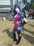 Widowmaker Cosplay At Fan Expo 2017 by xkillerben5798x