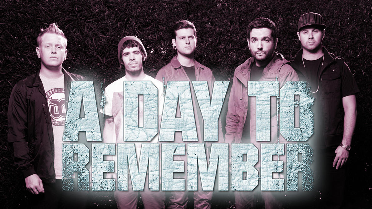 A Day To Remember Wallpaper HD By Xkillerben5798x