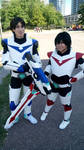 Klance (V2) Cosplayers At Fan Expo 2019 by xkillerben5798x
