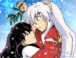 Merry x-Mas by Inuyasha-Niichan