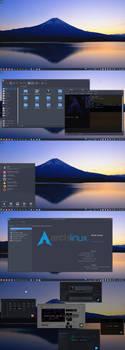Arch + KDE 5