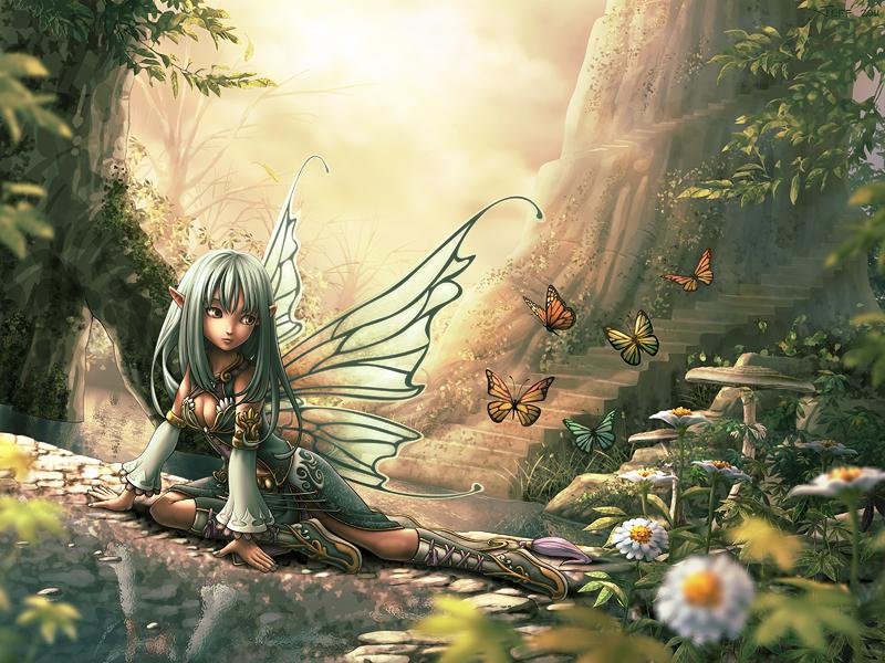 Myth Paradise by jeff80