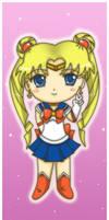 Chibi Sailor Moon Bookmark