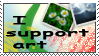 I support art stamp by the4ce