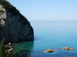Agios Gordios Landscape v3 by the4ce