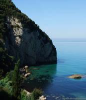 Agios Gordios Landscape v2 by the4ce