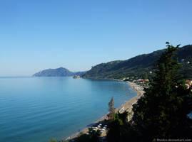 Corfu Seashore v2 by the4ce