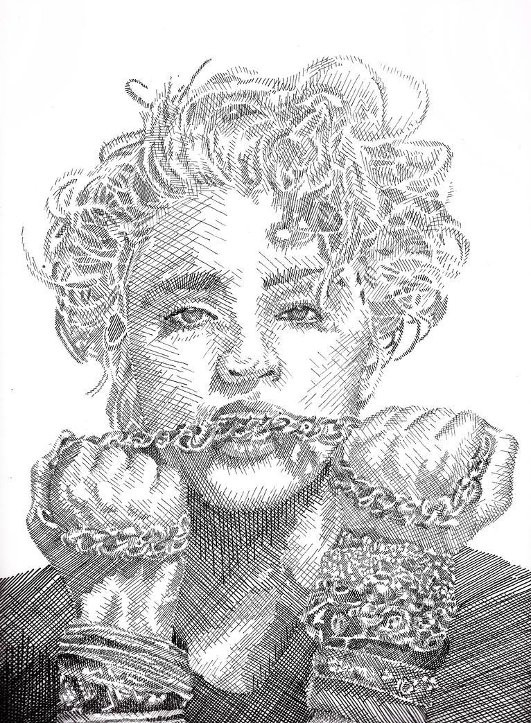 Madonna by Enieledam108