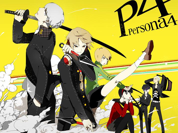 persona4 by serori360