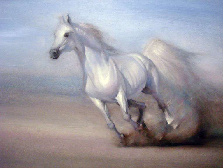 Horses Painting...