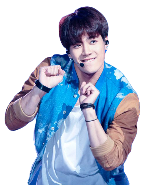 241116 C Bm Got7 Junior Jinyoung Park Jin Young
