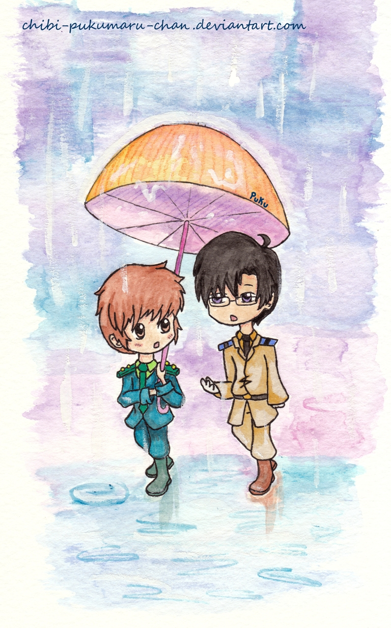 Rainy day... by chibi-pukumaru-chan