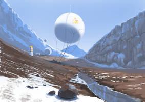 Balloon Array by Fawflump