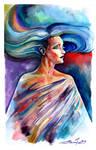 Twirl by HamidM