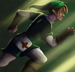 ZeldaSpeedRuns Marathon Commission Detail by TheCroworks
