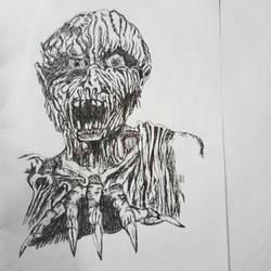 Rotting corpse by anasofiajc