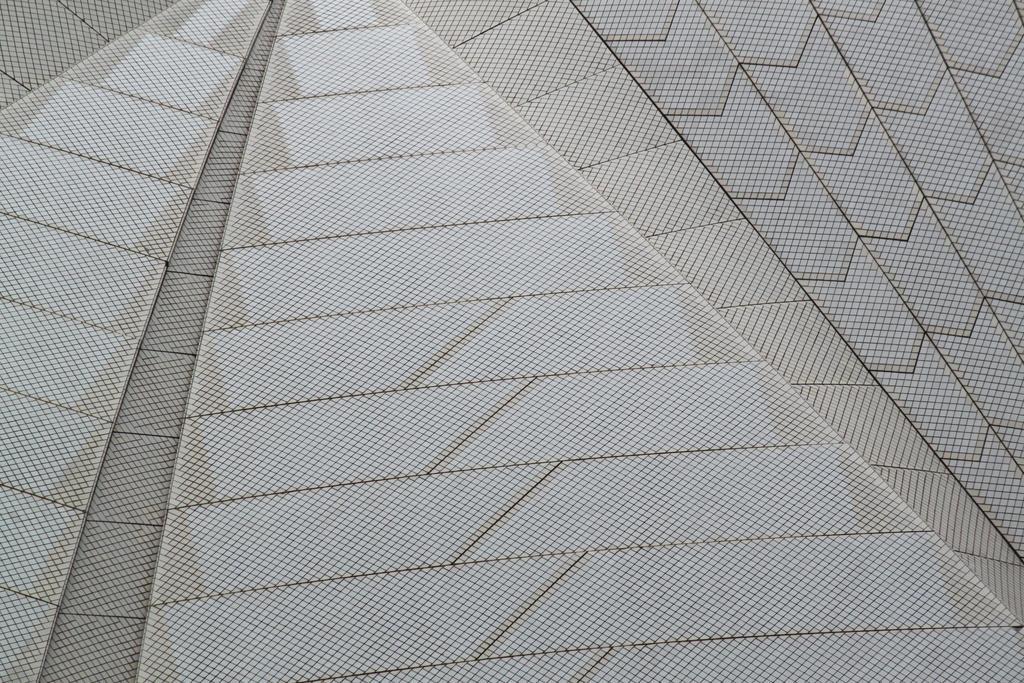 Sydney Opera House Texture I by snaphappy7530