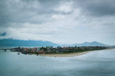 View from Hai Van Pass 2 by snaphappy7530