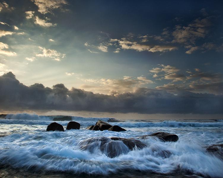 Rocky Bay 1 by Arty-eyes
