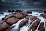 Rocky Bay by Arty-eyes