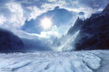Frozen Homeland by somenightowl