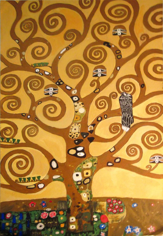 Tree of life - Gustav Klimt by Karasuki on DeviantArt