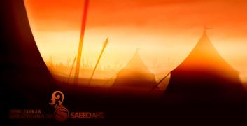 2010_by_SAEED_ART-3DEC-ZAINAB by SAEED-ART