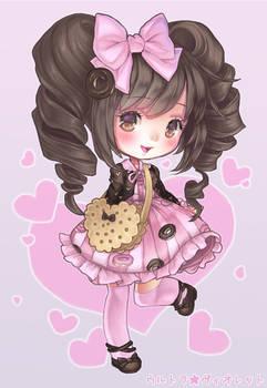 Angelic Pretty Random Lolita (White Version)