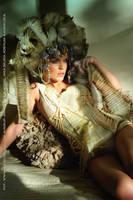 'Mascarade' collection by KasiaKonieczka