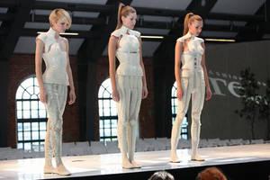 Re-Act Fashion Show . by KasiaKonieczka
