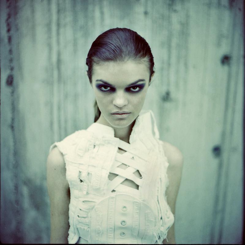 """""""The Cell"""" corset by KasiaKonieczka"""