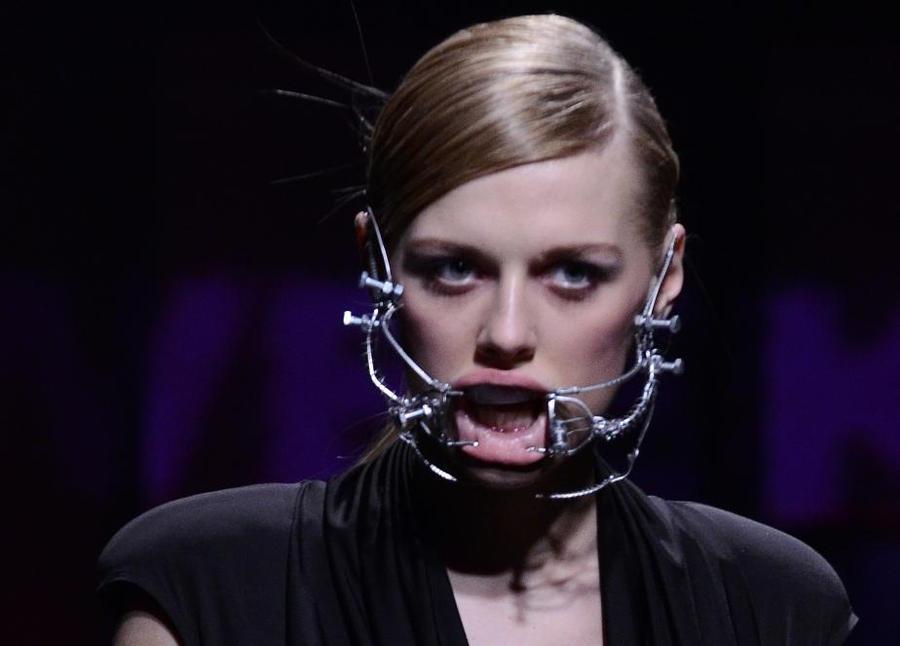 Mask, by KasiaKonieczka