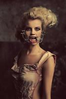 Mask and dress by KasiaKonieczka