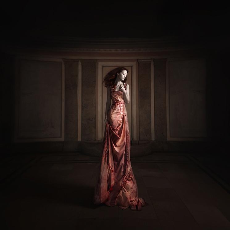 Nekromantik dress by KasiaKonieczka