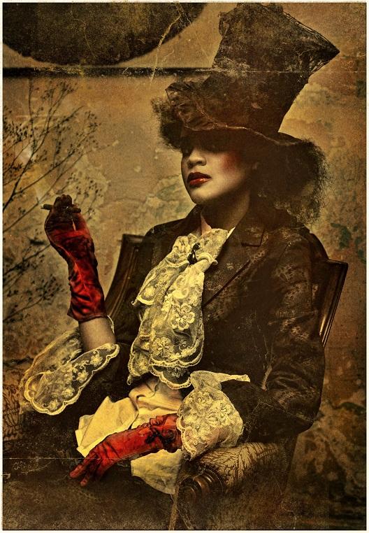 Mad Hatter costume by KasiaKonieczka