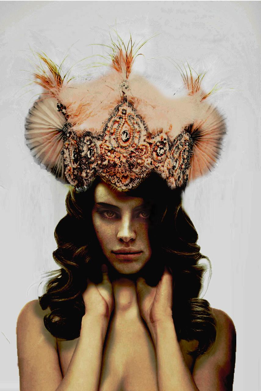 Lana's head piece by KasiaKonieczka