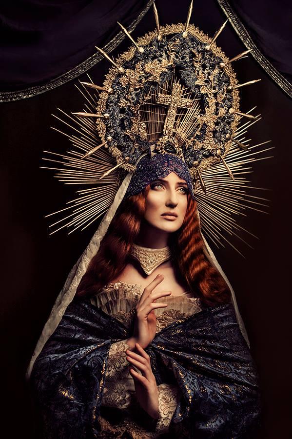 Madonna costume by KasiaKonieczka