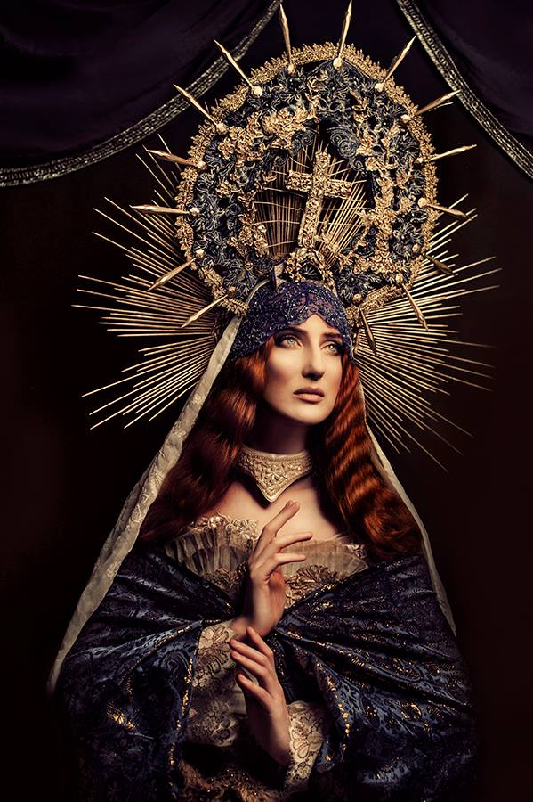 Madonna costume by KasiaKonieczka on DeviantArt