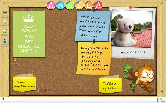 My desktop for 2011