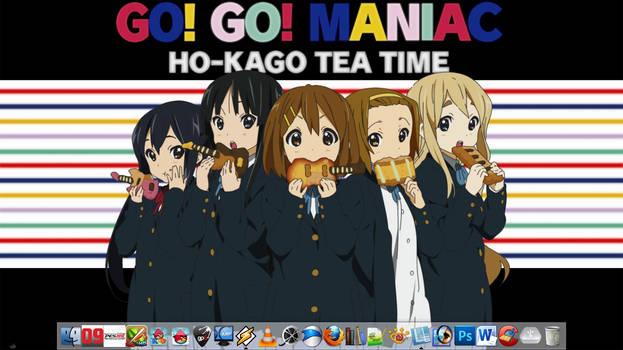 My desktop for 2012.