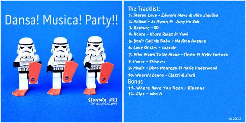 fanmix#2 dansa!musica!party!!