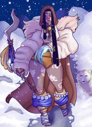 Icy Fox