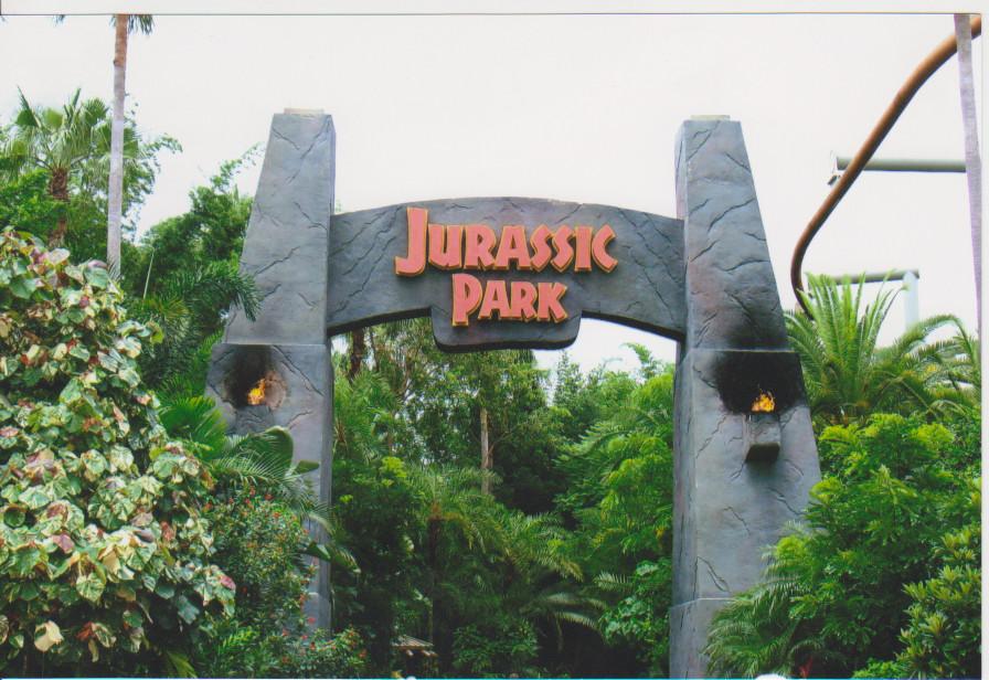 Jurassic Park door way by dragonofbrainstorms ... & Jurassic Park door way by dragonofbrainstorms on DeviantArt