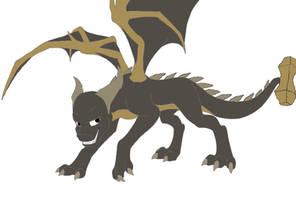 Antaeus by dragonofbrainstorms