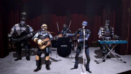 [SFM] Robot band.